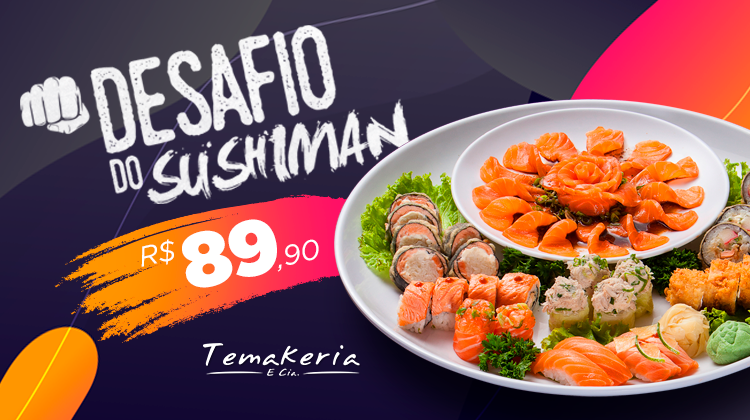 Desafio do Sushiman - ES